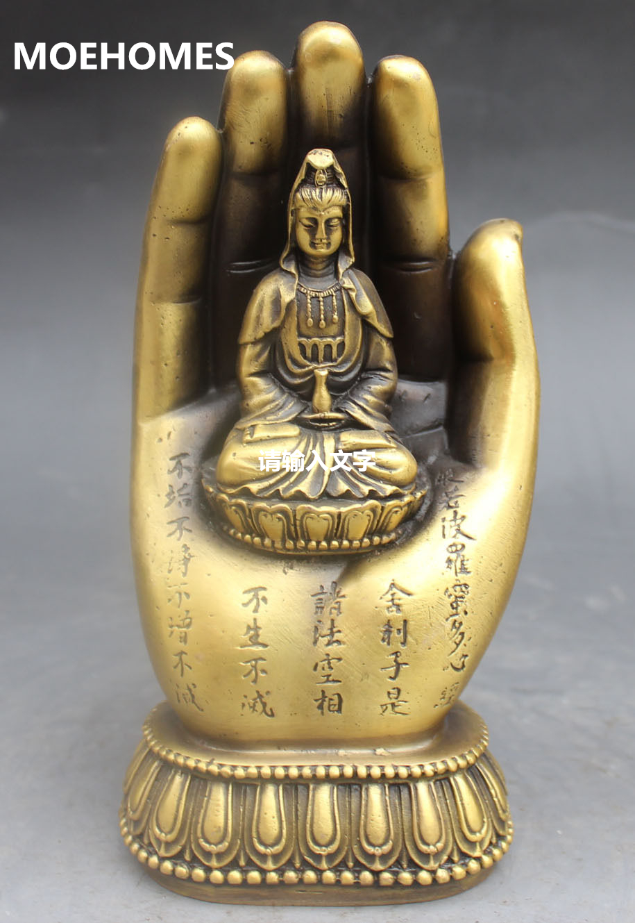 Aliexpress.com : Buy MOEHOMES Chinese Buddhism copper Kwan