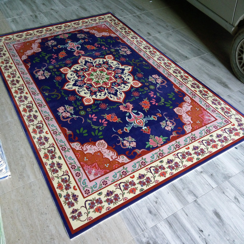 Mat For Home Parlor Bedroom Living Room 9 Dimensions: Europe Royal Large Parlor Carpet Size 80x120/120x180cm