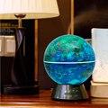 Креативный Глобус Настольный Ультразвуковой Эфирные масла ароматерапия машина домашний бесшумный ароматизатор лампа увлажнение