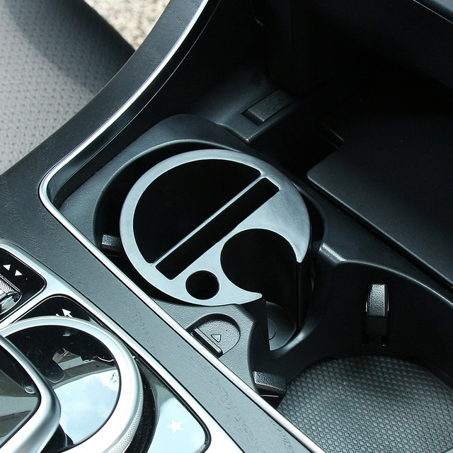 Car Card Coin Cup Seat Storage Box Auto Accessories For Honda City Jazz KIA  Rio KX3