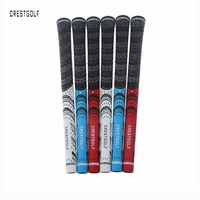 10pcs Lot Carbon Yarn Cord Golf Irons Grips Golf Wood Grips 3 Colors Available