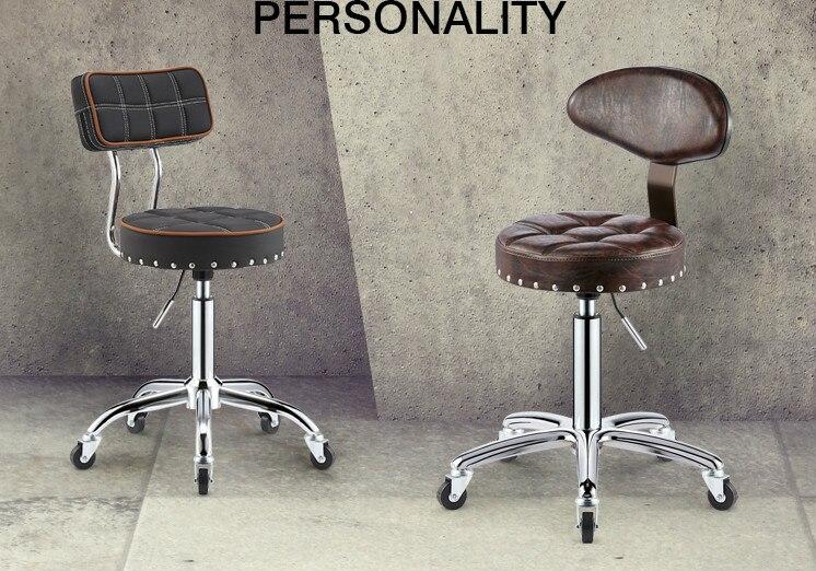 Nuovo ufficio sedia parrucchiere sedia bar semplice design