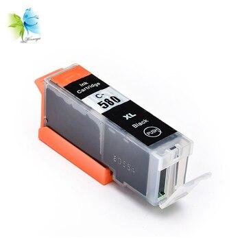 Winnerjet 5 Sets 6 Colors Compatible Ink Cartridges for Canon PIXMA TS8150 TS8151 TS8152 TS9150 Printers