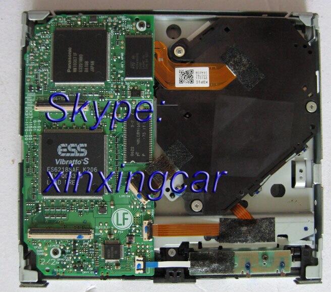 New original DVS-7501V DVS-7601V DVS-7011V DVS-7600V DVD mechanism loader for car DVD radio DDX-6039 navigation KVT-747DVD
