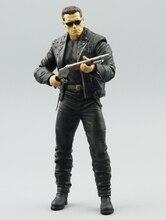 "Livraison ShippingNECA Le Terminator 2 T-800 Cyberdyne Showdown PVC Action Figure Collection Toy 7 ""18 cm MVFG132"