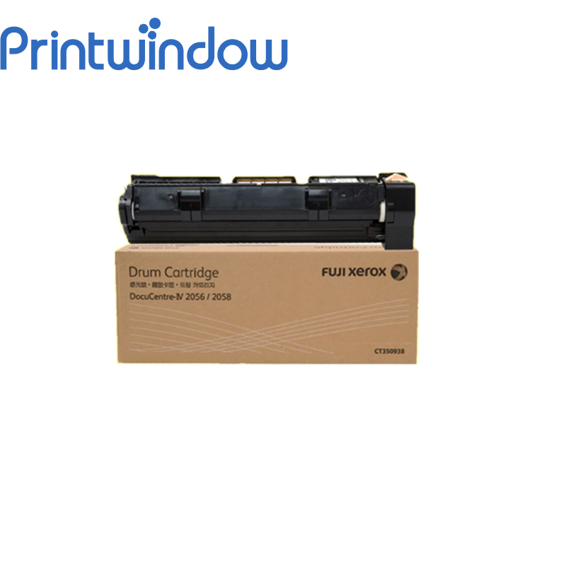 Printwindow New Original Drum Unit  for Xerox DC IV 2056 2058 CT350938 Drum Cartridge Kit dr512 dr 512 dr 512 drum cartridge for konica minolta bizhub c364 c284 c224 c454 c554 image unit with chip and opc