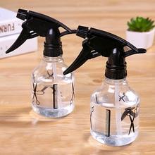 Купить с кэшбэком 2pcs 250ml Sprayer Spray Pump Bottle for Hairdressing Flower Water Refillable Atomizer Sprayer Salon Tool Free Shipping