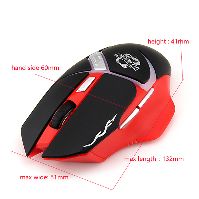 8D Pro Gaming Mouse