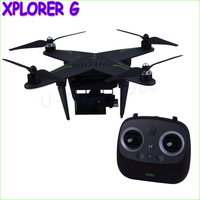Wholesale 1set Gift Idea XPLORER G 4 Axis RC Quadcopter Helicopter Aircraft For Gopro 4 FP