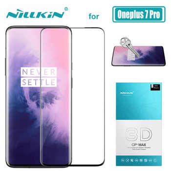 for Oneplus 7 Pro 6 Glass Nillkin CP+ Max Full Cover 3D One Plus 6 Tempered Glass Screen Protector for Oneplus 7 Pro 6 HD Glass - DISCOUNT ITEM  15% OFF All Category