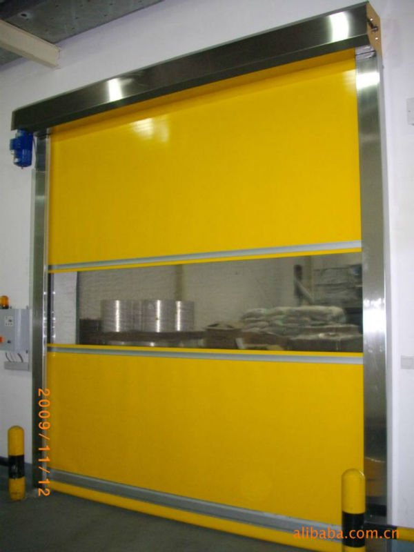 Rapid Rolling Door High Speed Door Fast Roll Up Door In