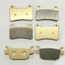 Мотоциклетные передние/задние тормозные колодки для Benelli 300 BJ300GS BJ300 BN300 TNT300 TNT 300 302