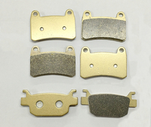 Motorcycle Front / Rear Brake Pads For Benelli 300 BJ300GS BJ300 BN300 TNT300 TNT 300 302