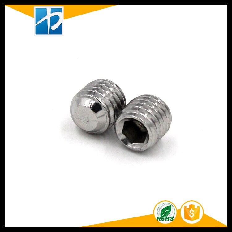 M2.5*4SUS304 stainless steel flat point set screw / DIN913 /grub screw нож в киеве steel 58tpc code 4 clip point