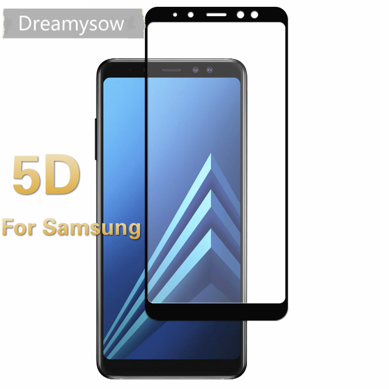 5D Curved Full Cover Tempered Glass Screen protector For ...