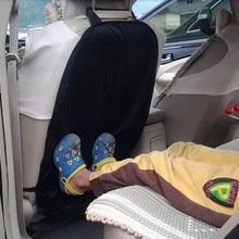 ВЫСОКОКАЧЕСТВЕННАЯ защитная накладка на заднее сиденье автомобиля для детей, грязеотталкивающий коврик, и