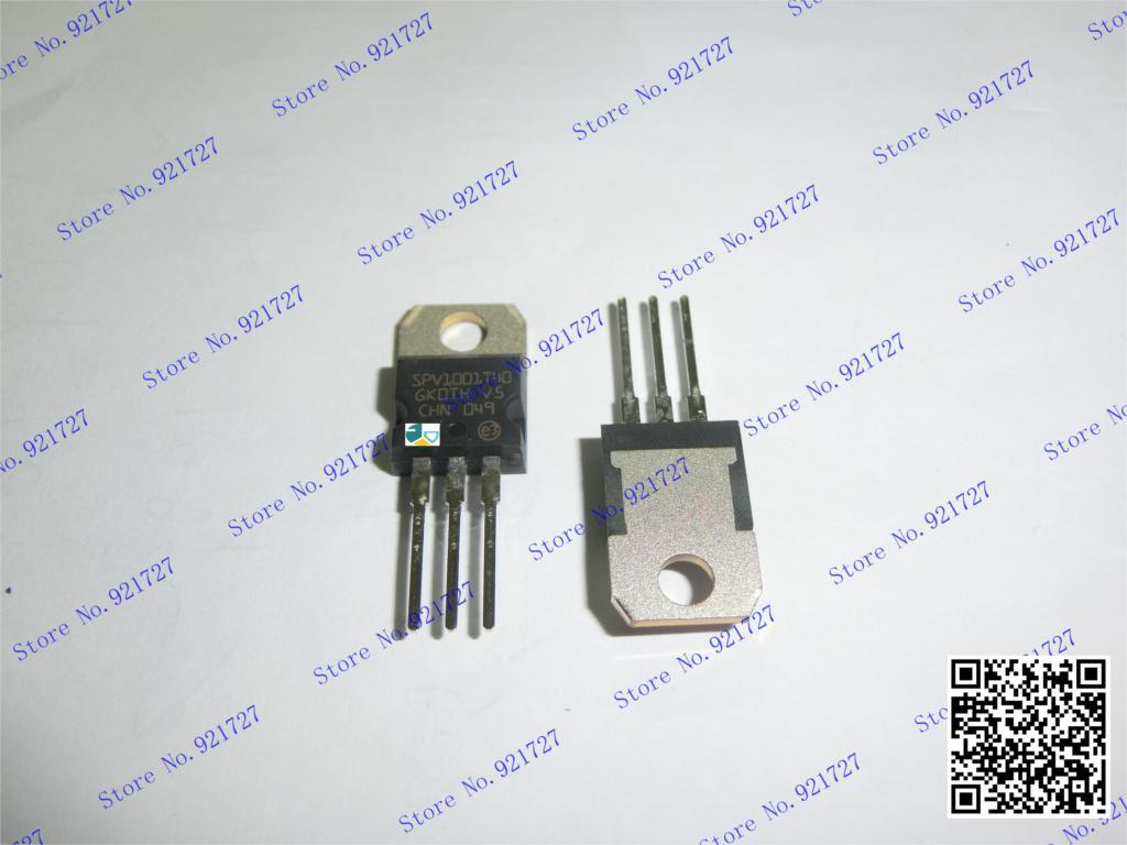 SPV1001T40 1001T40 SPV1001 TO220 5PCS
