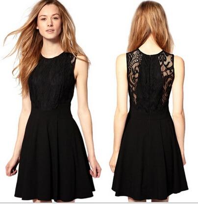 Petite robe noire classique