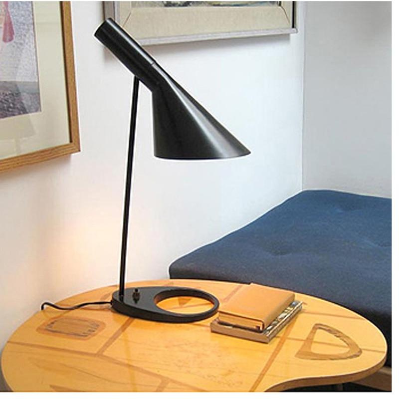 louis poulsen aj modern table lamp arne jacobsen aj table lamps