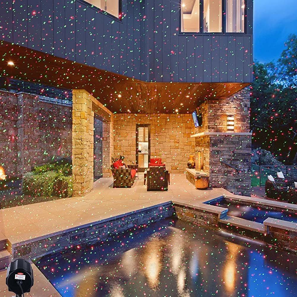 Aliexpress.com : Buy Outdoor Laser Christmas Lights Projectors ...