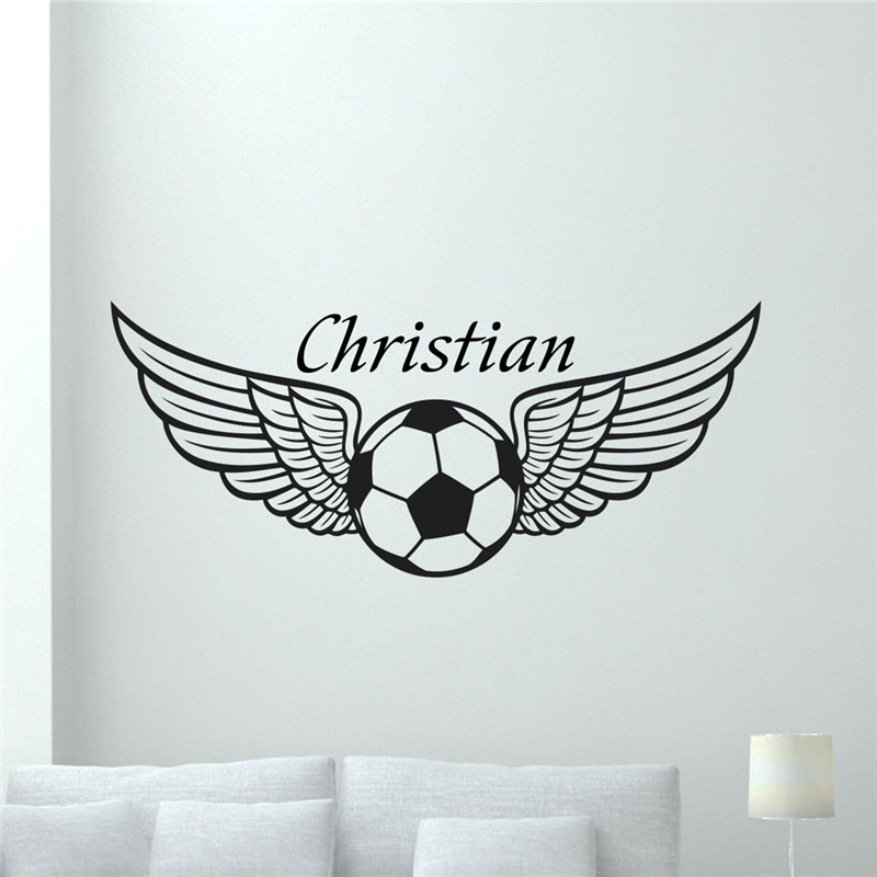 Soccer Wall Decor popular soccer wall decorations-buy cheap soccer wall decorations