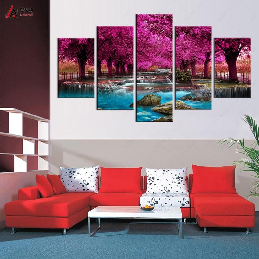 5 Καθιστικό για πίνακες ζωγραφικής - Διακόσμηση σπιτιού - Φωτογραφία 2