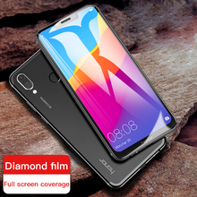 9D Full Cover Tempered Glass Film For Huawei P30 P20 Pro Lite Nova 3i 4 Screen Protector Mate 20 Protective