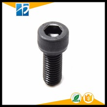 (50 pc/lot) Metric thread M1.6,M2,M2.5,M3 *L=3,4,5,6,8,10,12 alloy steel grade 12.9 DIN912 hex socket cap model toy car screw