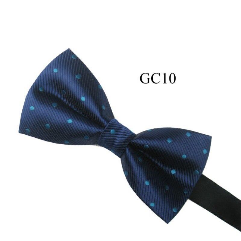 5350713e7c9f4 الرجال خمر قبل ربط حك ربطة القوس فيونكة كليب على الجاكار المنسوجة ربطة  العنق التعادل 13 ألوان جديدة