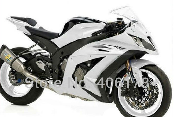 Hot Sales,Ninja ZX-10R Body Kit For kawasaki Ninja ZX10R 2011 2012 2013 2014 2015 White Motorcycle Fairings (Injection molding) hot sales for kawasaki ninja kit zx6r 09 10 11 12 zx 6r 636 zx636 2009 2012 zx 6r motorcycle fairings parts injection molding
