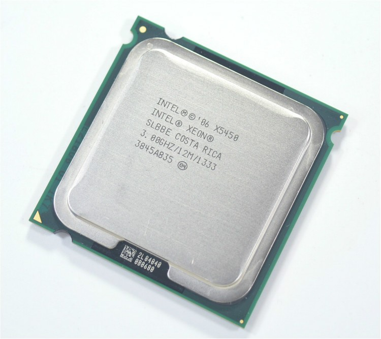 Intel Xeon X5450 Processor 3.0GHz 12MB 1333MHz CPU works on LGA775 motherboard