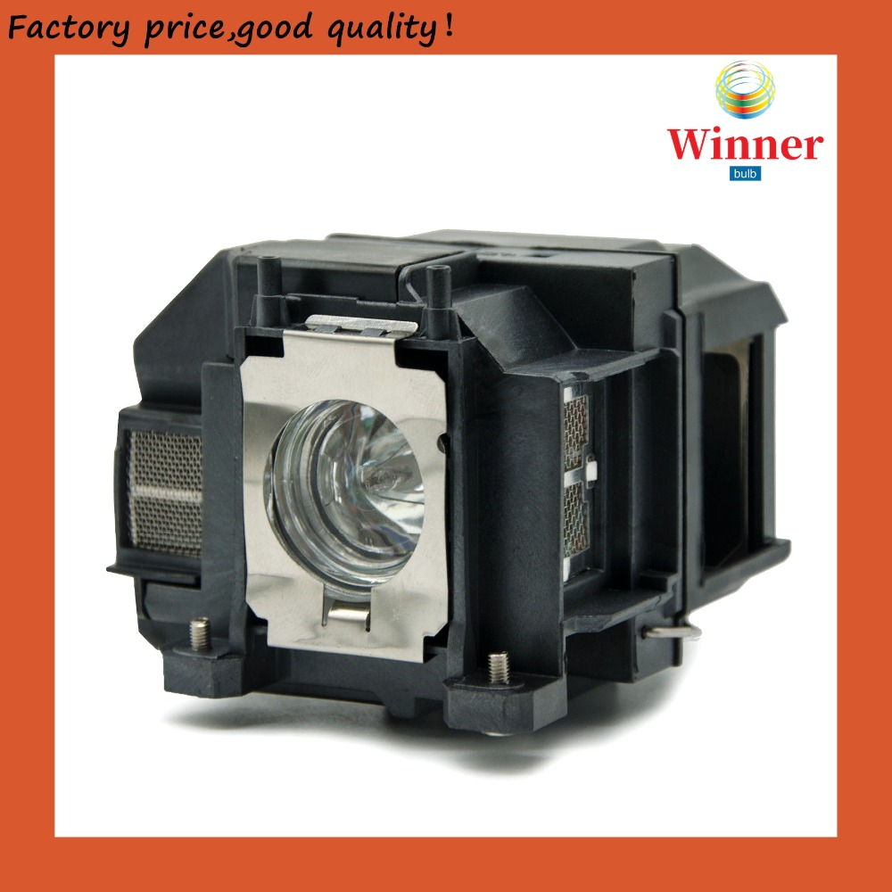 Projector lamp ELPLP67 V13H010L67 for  EB-SXW11 EB-SXW12 EB-S02 EB-S11 EB-S12 EB-W02 EB-W12 EB-X02 EB-X11 EB-X12