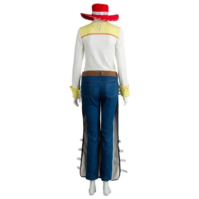 1ffe83af6329 Juguete historia cantar vaquera Jessie traje del traje de Cosplay de Halloween  Disfraces de Carnaval para adultos juegos completos en Disfraces anime  hombre ...