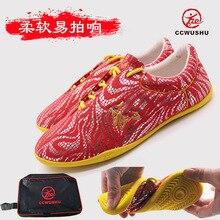 Pattini di wushu changquan nanquan taiji scarpe taichi kungfu cinese di Arti Marziali scarpe ccwushu