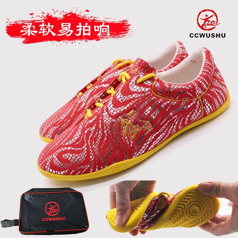 Ушу обувь nanquan чанцюань тайцзи обувь в китайском стиле кунг-фу обувь Боевых Искусств Обувь ccwushu