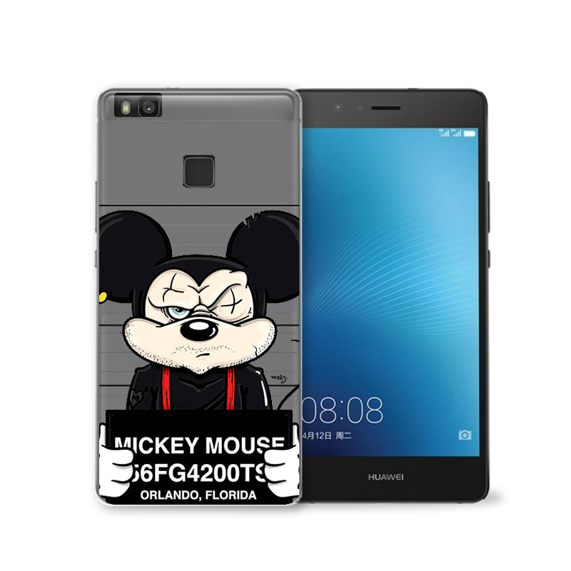 coque silicone mickey huawei p10