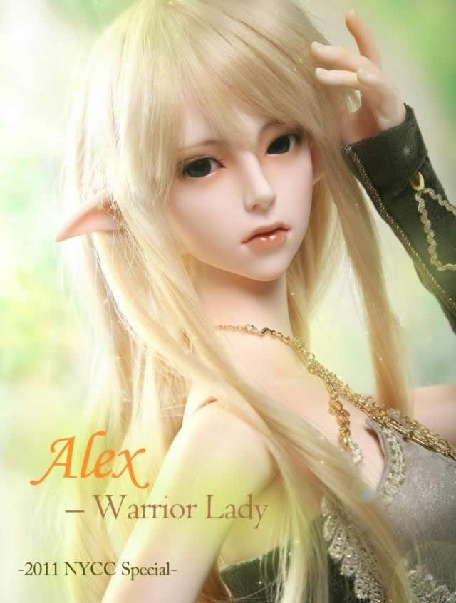 Free shipping !free makeup&eyes included! top quality 1/3 bjd Alex Warrior Lady female doll Mannequin model Brinquedos girl 2pcs new female woman half body top shirt display inflatable mannequin dummy torso model free shipping
