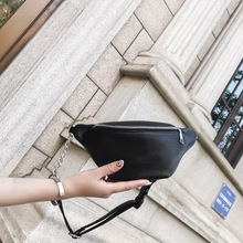 цена на Weduoduo 2019 New Fashion Waist Bag Women Waist Fanny Packs Belt Bag Luxury High Quality PU Leather Chest Handbag Red Black