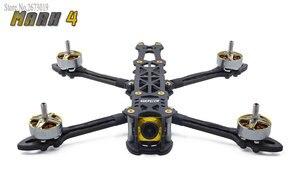 """Image 2 - Gprc mark 4 fpv que compete o braço do quadro 5mm do quadro do zangão 5 """"//6//7"""" qudcopter com furos de montagem de 30.5*30.5/20*20mm para fc"""