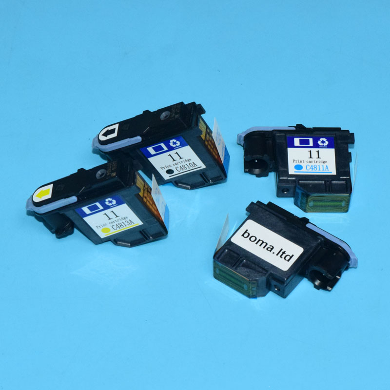 C4810 C4811 C4812 C4813 HP11 Printhead For HP Designjet 800 510 110 813 850 500 printer head For HP 11 hp510 HP800 Plotters head пепельница rosenberg 4810