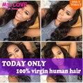 Перуанский девы волос Объемной Волны MS Любовь волос 7А Перуанский девственница волосы 4 пучок Перуанский Объемной Волны мокрый и волнистые Человеческих Волос weave