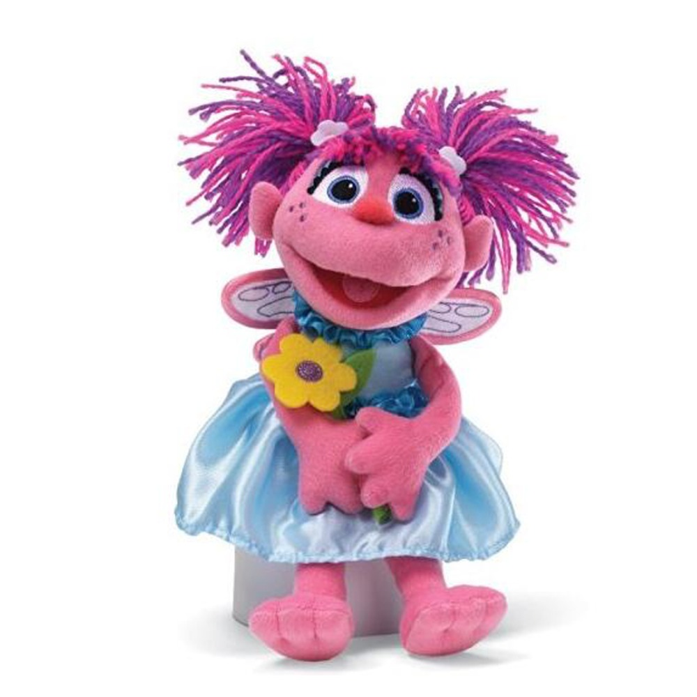 Sesame Street Abby Cadabby Plush Toys 28cm 1pc 1 4 shank round over router bit 3 4 radius woodworking cutter for power tool blue
