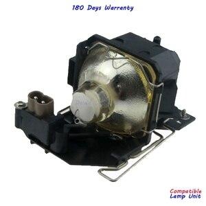 Image 4 - משלוח חינם DT00781 באיכות גבוהה החלפת מנורה עם דיור עבור Hitachi CP RX70 CP X1 CP X2 CP X253 CP X4 ED X20 ED X22