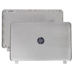 Wersja dotykowa nowy futerał na laptopa do HP pavilion 15P 15-P 15-K LCD z powrotem pokrowiec EAY11005040 górny futerał srebrny