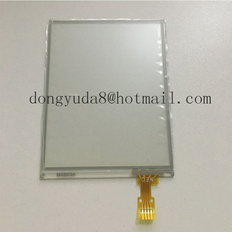 OME  10pcs/lots for Intermec CN50/ Datalogic Falcon X3 Digitizer Touch Screen with Foam