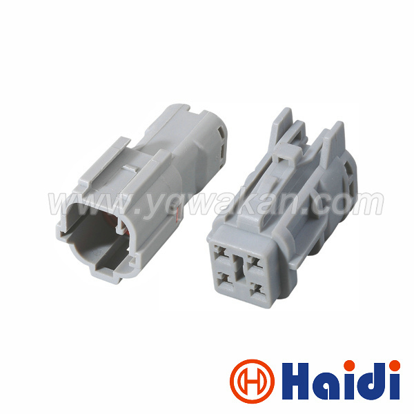 Free shipping 5sets KET 4 pin male female auto connector wire harness pigtail MG 610331 MG free shipping 5sets ket 4 pin male female auto connector wire Electrical Connectors at soozxer.org