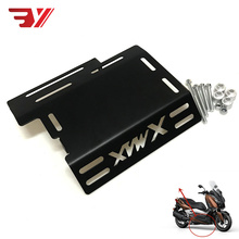 Motorcycle CNC Modified Accessories Engine Chassis Cover Guard Protector For Yamaha X-MAX 300 XMAX300 2017-2018 XMAX 400 250 125
