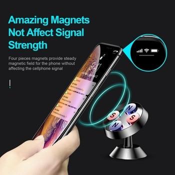 Universal Magnetic Car Phone Holder 10