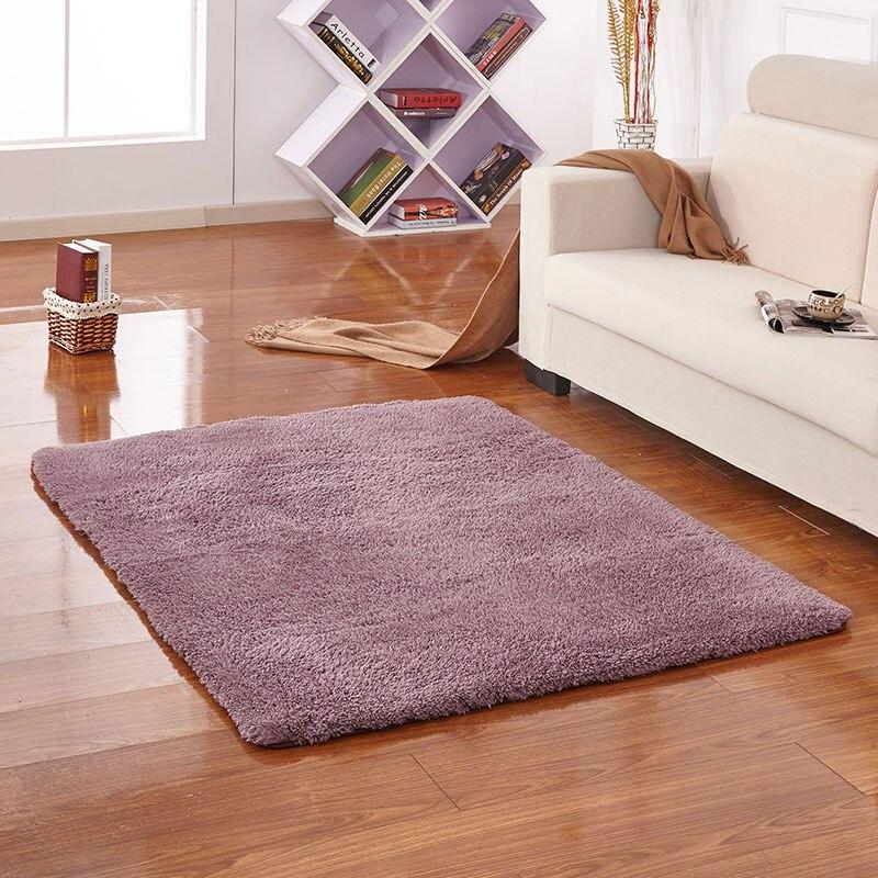Carpet For Bedroom: Soft Carpet Rug Slip Resistant Door Floor Mats Bedroom