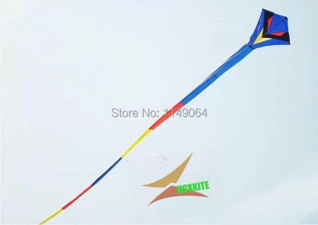 O envio gratuito de alta qualidade 50 m cobra pipa com linha punho de nylon ripstop tecido pipa weifang kite factory hcxkite ao ar livre brinquedos